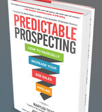 Predictable Prospecting — Marylou Tyler and Jeremy Donovan