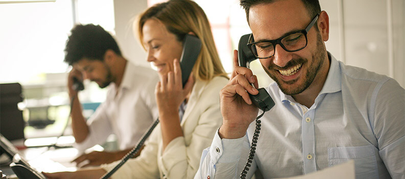 Here's one of the easiest ways to improve your sales prospecting calls.