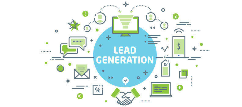 Even with digital technology tools, building a thorough internal lead generation strategy takes a lot of time.