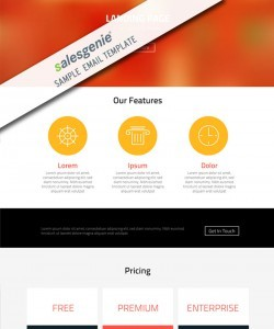 email template 4