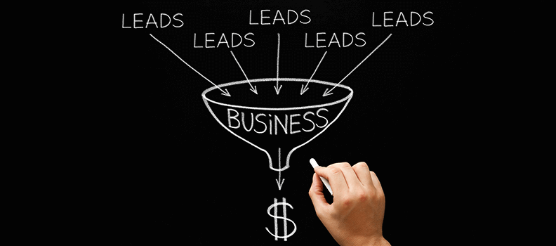 This is the secret to generating the most business leads.